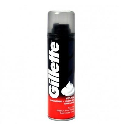 Mousse de rasage Gillette Clasica 200 Ml