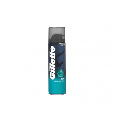 Espuma Afeitar Gillette Gel Existing 200 Ml