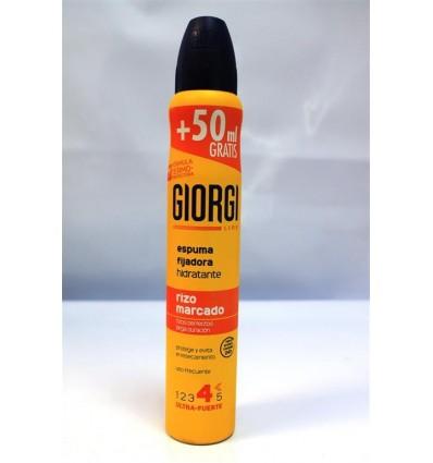 Hairstyle Giorgi Foam marked curl 210 Ml