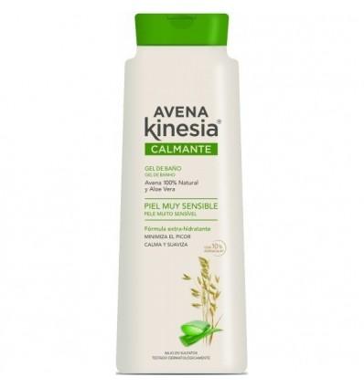 Gel Douche Avoine Kinesia Aloe 600 Ml