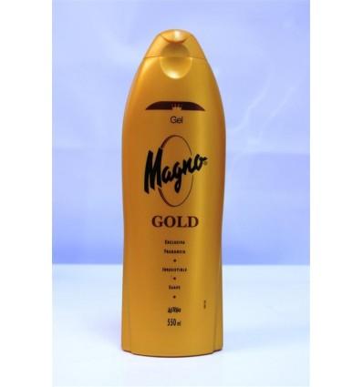 Shower Gel Magno Gold Oro 550 Ml