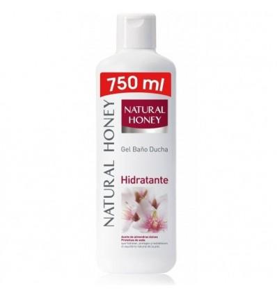 Gel Doccia Natural-honey idratante 750 Ml