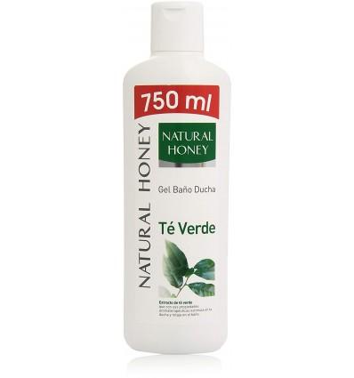 Gel Douche Natural-honey Thé Vert 750 Ml