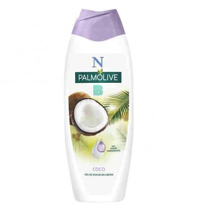 Shower Gel N-B Coconut 600 Ml