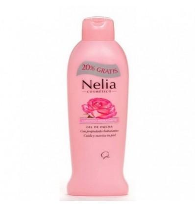 Gel Douche Nelia Hydratant Rosas 750 Ml