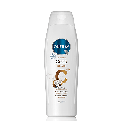 Gel Queray Dermo Coco 750 Ml
