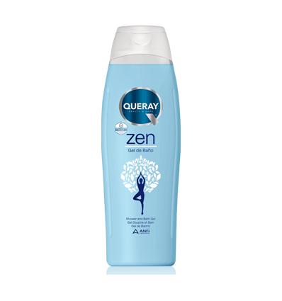 Gel Douche Queray Zen Aromaterapia 750 Ml