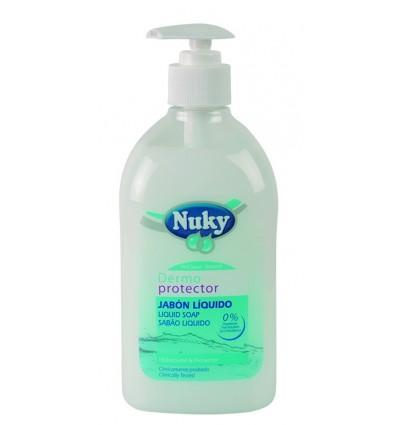 Jabon Dosificador Dermo Nuky 500 Ml