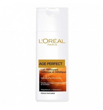 Leche Facial L'oreal Age Perfect