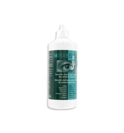 Liquido Lentes Contacto Mirabella 360 Ml