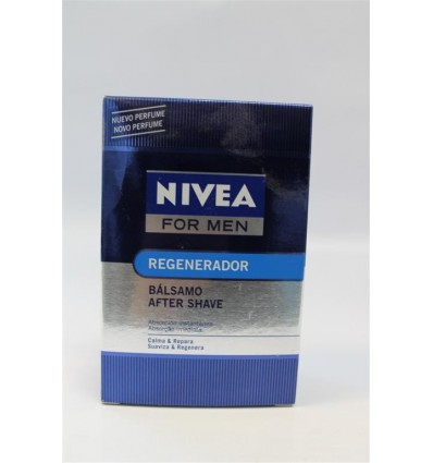 After shave hydratant Nivea-balsam 100 Ml