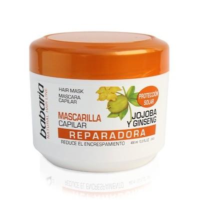 Hair Mask Babaria Reparadora 400 Ml