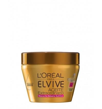 Hair Mask Elvive Oil 300 Ml