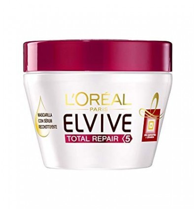 Haarmaske Elvive Repair 300 Ml