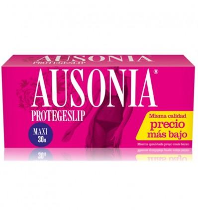 Protege-slip Ausonia Maxi 30 Unités