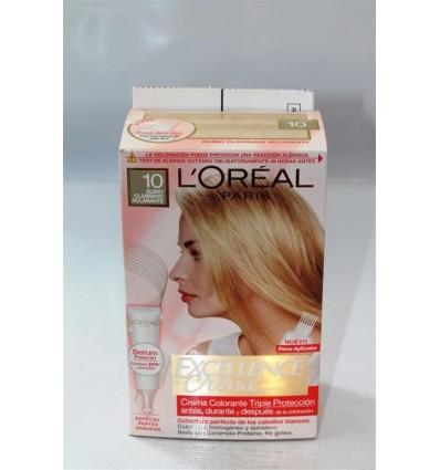 Hair dye Excellence 10 Blond very Light
