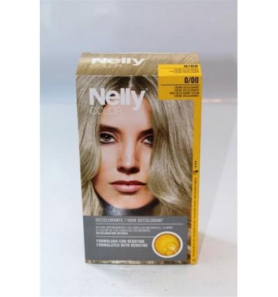 Tinture cheveux Nelly Decoloration