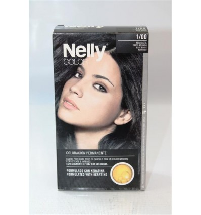 Coloration cheveux Nelly Nº1