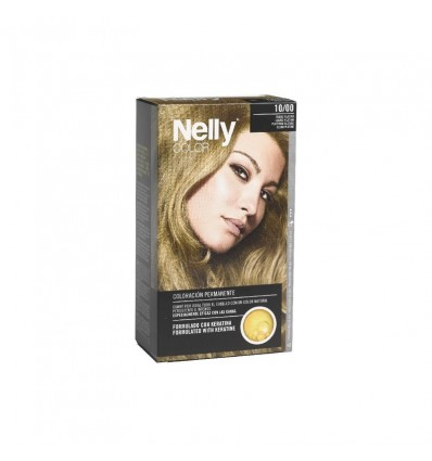 Coloration cheveux Nelly Nº10