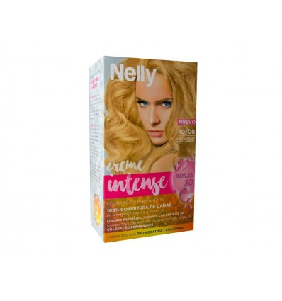 Coloration cheveux Nelly Nº10 08