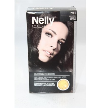 Coloration cheveux Nelly Nº2