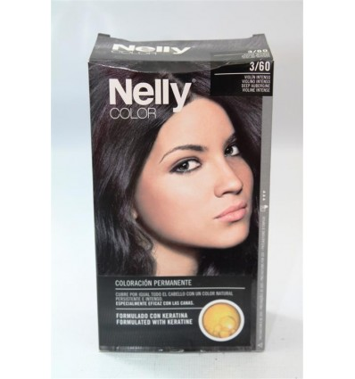 Tinte Nelly Nº3 60