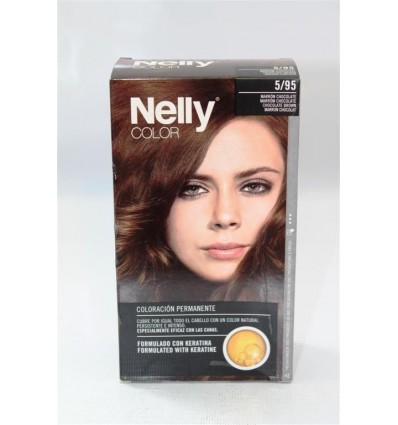 Hair coloring Nelly Nº5 95