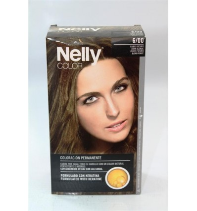 Coloration cheveux Nelly Nº6