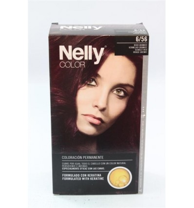 Hair coloring Nelly Nº6 56