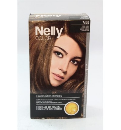 Coloration cheveux Nelly Nº7