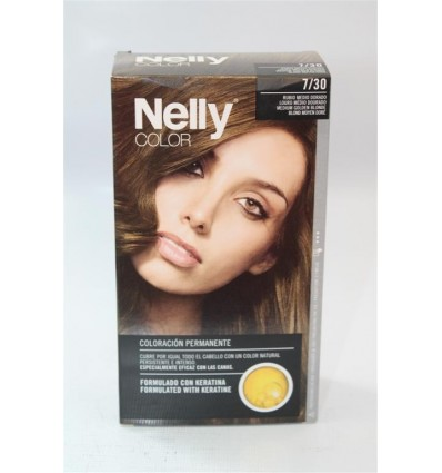 Coloration cheveux Nelly Nº73