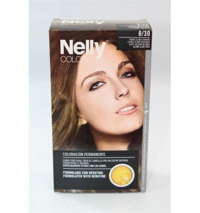 Coloration cheveux Nelly Nº83