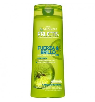 Champu Fructis 1 En 1 Normal 360 Ml