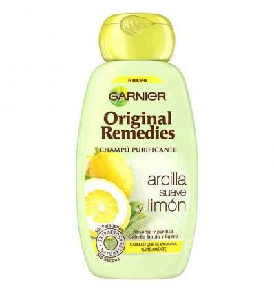 Shampoo Original Remedies Zitronen Ton 250 Ml