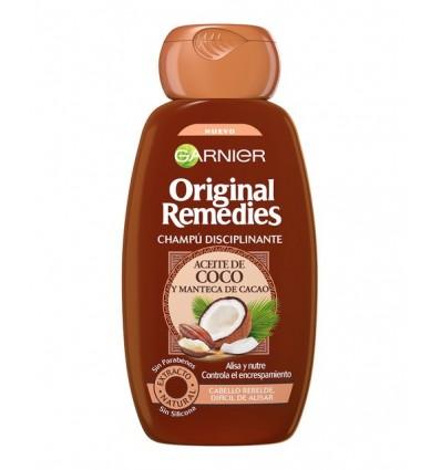 Champu Original Remedies Coco-cacao 250 Ml