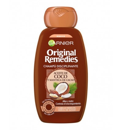 Shampooing Original Remedies Coco-cacao 250 Ml