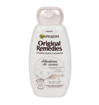 Shampoo Original Remedies Delicatesse Ave 250 Ml