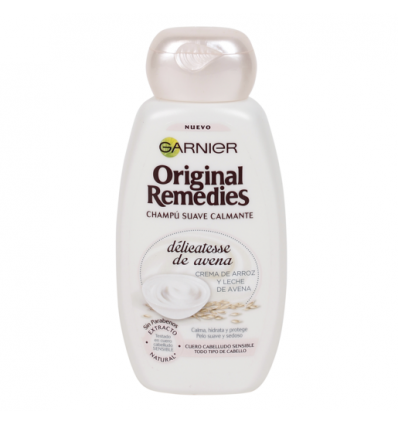 Shampooing Original Remedies Delicatesse Ave 250 Ml