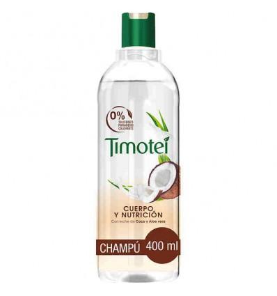 Shampooing Timotei Coco 400 Ml