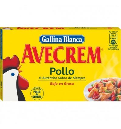Broth Avecren Chicken 8 tablets