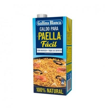 Caldo Gallina Blanca Paella Facil Brik 1 L