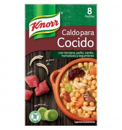 Caldo Knorr Cocido 8 Pastillas