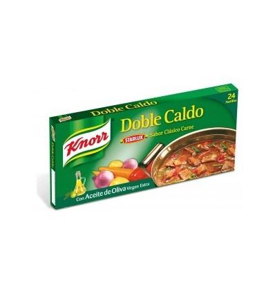 Caldo Starlux Carne 12 Pastillas