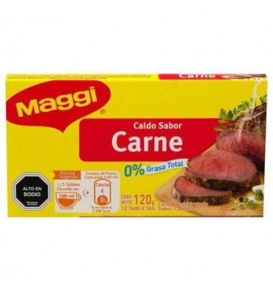 Broth Maggi Beef 10 tablets