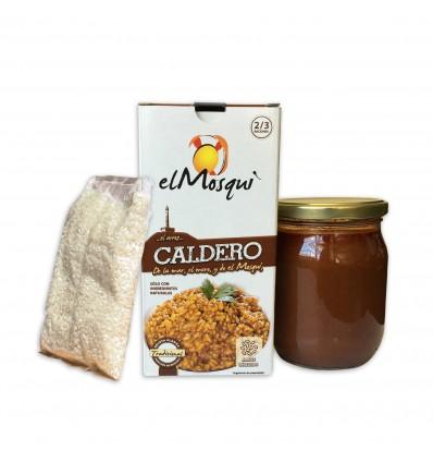 Paella Broth Caldero El Mosqui 500 Gr