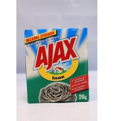 Scouring pad Ajax steel