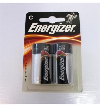 Pilas Energizer Lr14 Alcalina Bl-2 E93