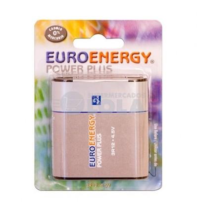 Pilas Euroenergy 3r-12 1 Unidades