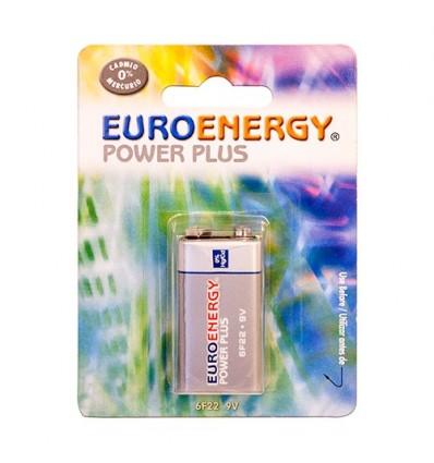 Pilas Euroenergy 6f-22 1Unidades