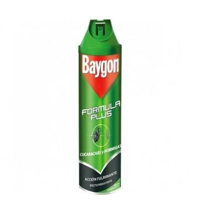 Insecticide Baygon cafards 600 Ml